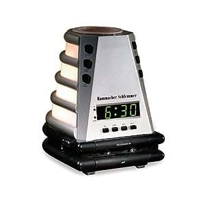 Peaceful Progression Aromatherapy And Nature Sounds Wake-Up Alarm Clock