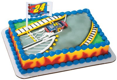 Buy Jeff Gordon Nascar Cake Kit