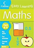 Peter Clarke Collins Easy Learning - Maths: Age 8-9 by Clarke, Peter (2008)