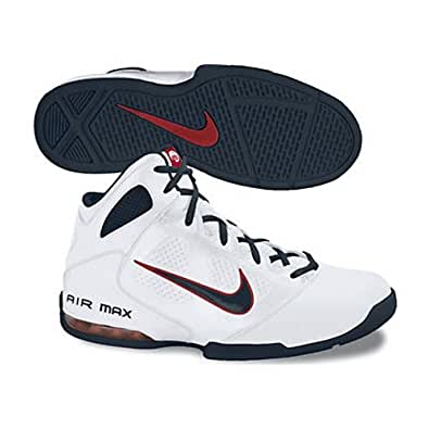 Nike Air Max Fullcourt 2 Basketball Shoes - 15 - White