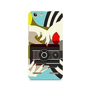 Ebby Camera Chick Premium Printed Case For Lenovo K5 Plus