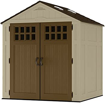 Suncast 6' x 5' Resin Storage Shed