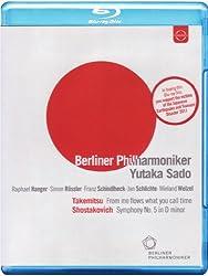 Berliner Philharmoniker & Yutaka Sado [Blu-ray]