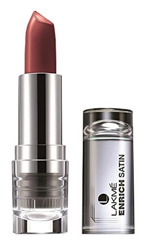 Lakme Enrich Satins Lip Color, Shade W277, 4.3 g