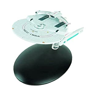 Star Trek Starships Figurine Collection Magazine #11 Uss Reliant Miranda Class