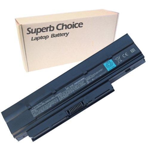 Toshiba Mini NB505-N508GN Satellite T210D Series T215D Series Laptop Battery - Premium Superb Choice® 6-cell Li-ion battery