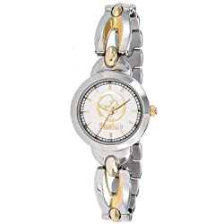 NFL Women's NFL-ELE-PIT Elegance Series Pittsburgh Steelers Watch