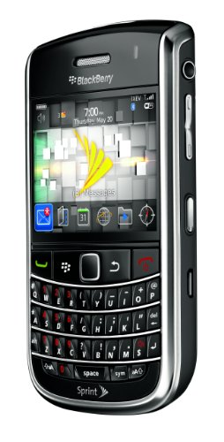 BlackBerry Bold 9650 Phone, Black (Sprint)