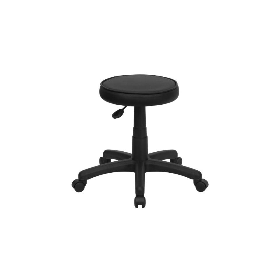 Flash Furniture KC96G GG Medical Ergonomic Stool, Black