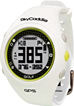 SkyCaddie GPS Golf Watch White