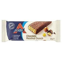 Atkins Advantage Chocolate Hazelnut Crunch Bar - 60g
