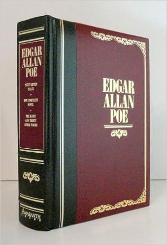 Edgar Allan Poe Sixty Seven Tales
