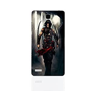 The Palaash Mobile Back Cover for Xiaomi RedMI 4G