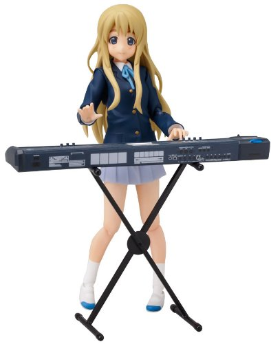 K-On! : Tsumugi Kotobuki Figma Figure With Keyboard