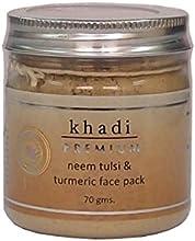 Khadi Neem Tulsi amp Turmeric Face Pack 70gms