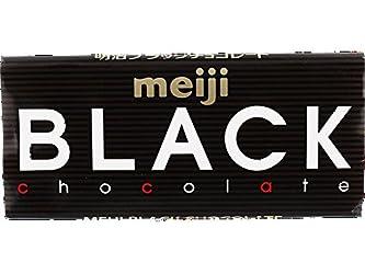 Meiji – Black Chocolate (Net Wt. 2.29 Oz)