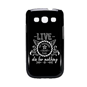 Vibhar printed case back cover for Samsung Galaxy Grand Quattro LiveForSomething