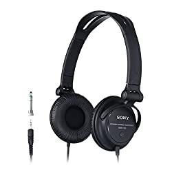SONY Sound Monitoring DJ Stereo Headphones MDR V150 Electronic Headphones
