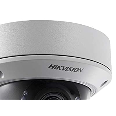 Hikvision DS-2CD2732F-I Network Surveillance Camera Vandal-Proof Color Day Night 2.8-12mm Lens