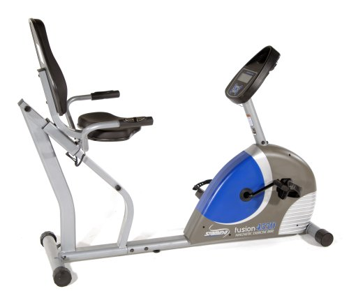Stamina Magnetic Fusion 4550 Recumbent Exercise Bike