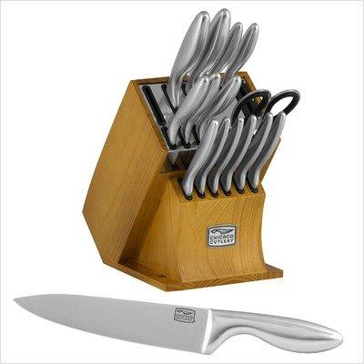 Chicago Cutlery Forum 16-Piece Block Knife Set