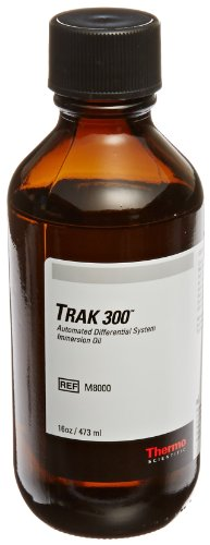 Thermo Scientific Richard-Allan Scientific M8000 Trak 300 Immersion Oil, 16Oz Capacity