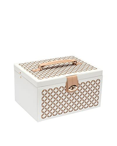 WOLF Chloé Medium Jewelry Box, Cream