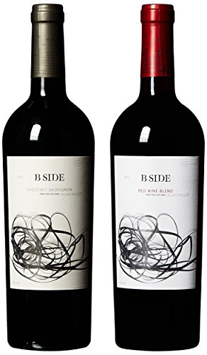 B Side Napa Valley Red Wine Selections, 2 X 750 Ml