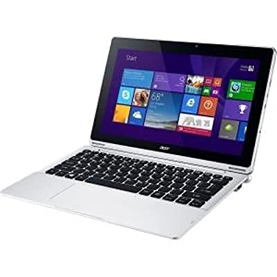Acer Aspire Switch 11 NT.L67AA.001 11.6-Inch 32 GB Tablet (Gray/Silver)
