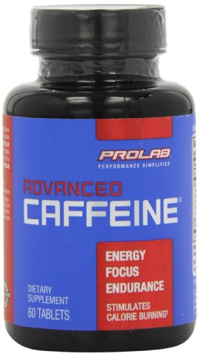 Prolab Advanced Caffeine Tablets, 60-Count
