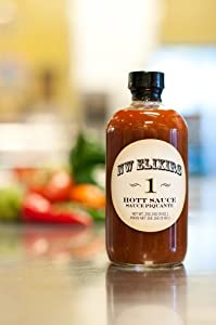 Hott Sauce 1 by NW Elixirs LLC