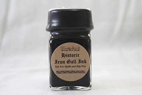 historic-iron-gall-black-ink-for-dip-pen-1-oz