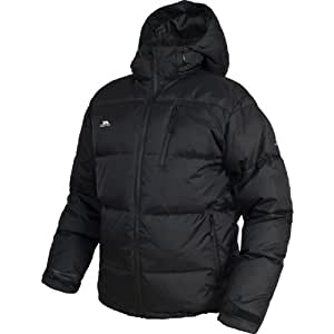 Trespass Igloo Down Jacket XX Large, Black