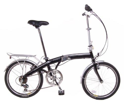 "Tempest 20"" Folding Bike"