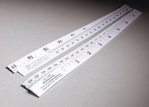 mckesson-medi-pak-tape-measure-36-inch-paper-disposable-pack-of-100