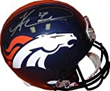Knowshon Moreno Autographed/Hand Signed Denver Broncos Full Size Replica Helmet- Moreno Hologram at Amazon.com