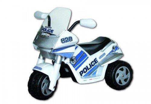 Peg Perego IGED0910 - Moto Elettrica Raider Police