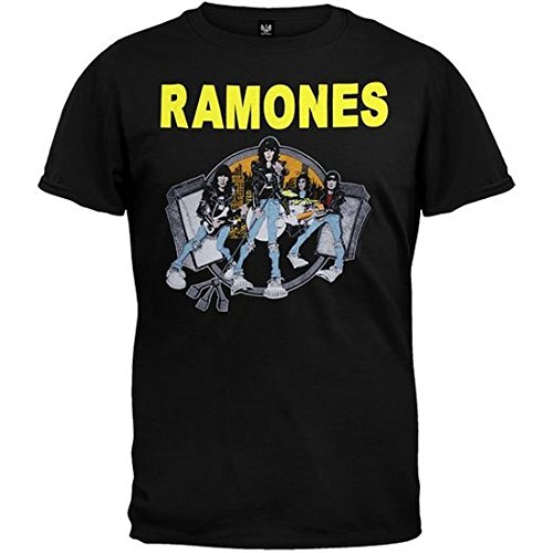 Ramones Road To Ruin T-Shirt