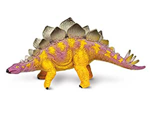 Geoworld Jurassic Hunters Stegosaurus Model