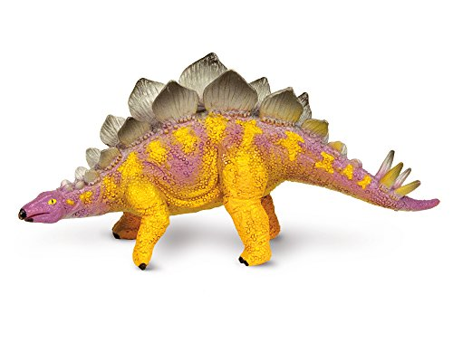 Geoworld Jurassic Hunters Stegosaurus Model - 1