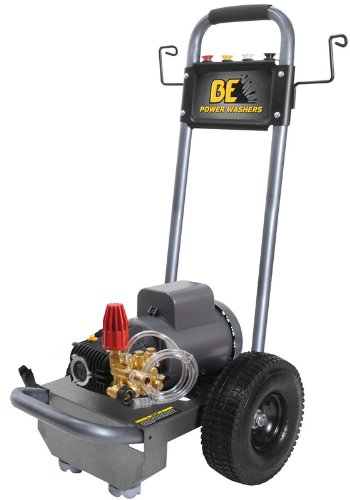 B E Pressure Pe-1520Ew1Com Electric Powered Pressure Washer, 1500 Psi, 2 Gpm