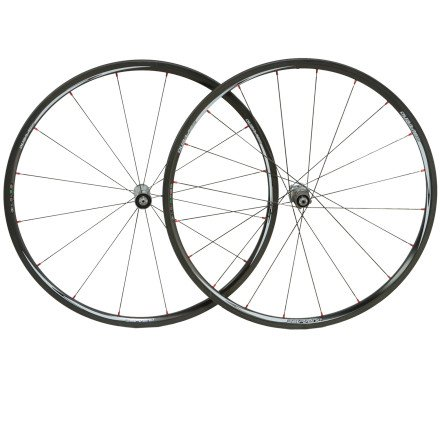 Shimano Dura-Ace WH-7850-C24 Carbon Wheelset - Tubular One Color, 700c