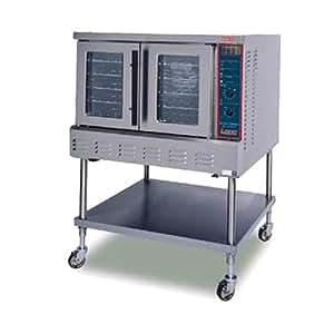 Countertop Gas Convection Oven : ... Gas Convection Oven - NG, Each: Convection Countertop Ovens: Kitchen