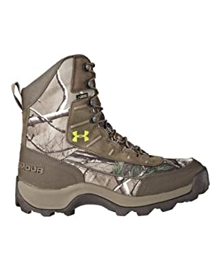 Under Armour Mens UA Brow Tine Hunting Boots by Under Armour