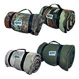 Kuschlige Flauschige Army Style Picknick Decke Outdoordecke 140*190cm in verschiedenen