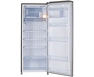 LG GL-B285BGSN Direct-cool Single-door Refrigerator (270 Ltrs, 5 Star Rating, Graphite Steel)