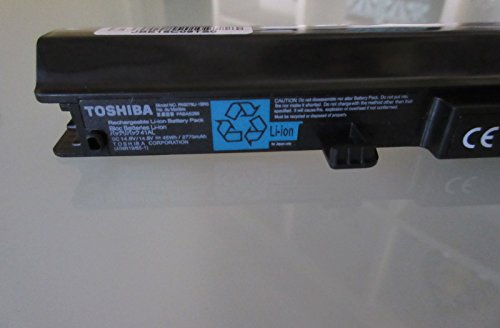 Click to buy Li-ion 4 Cell Battery 45Wh 14.8V for Toshiba Satellite L950-014 Series New Genuine [] - From only $2402.23