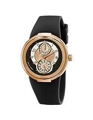 Philip Stein Women's 31ARGRBB Active Rose Goldtone Watch