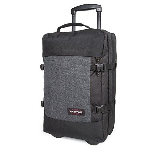 eastpak tranverz s bagage cabine 55 cm 42 l bloxx noir avis boutique