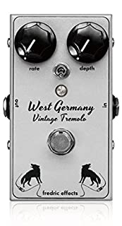 Fredric Effects West Germany Vintage Tremolo �ե�ɥ�å����ե����� �������ȥ��㡼�ޥˡ�������ơ����ȥ��� ����������